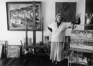 Menchu Gal, pintura española siglo XX