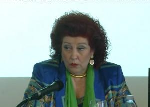 Consuelo Ciscar, conferencia Menchu Gal, pintora española siglo XX